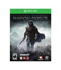 Pal version Microsoft Xbox One Tierra-media la sombras de Mordor