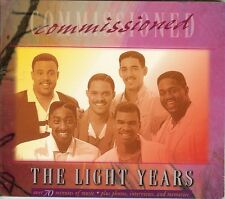 COMMISSIONED - THE LIGHT YEARS - CD - NEW
