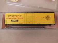 N SCALE ROUNDHOUSE 50TH ANNIVERSARY BOX CAR KIT