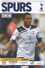 Tottenham Hotspur v Aston Villa 02/10/2010 B5