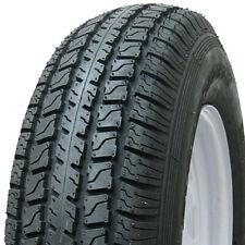 2 St205/75d15 Hi Run H180 6 Ply Tire 2057515