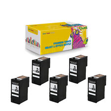 5-PK M4640 (Series 5) Black Compatible Ink Cartridge for Dell 922 924 942 944