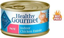 New listing New Blue Buffalo Healthy Gourmet Natural Adult Pate Wet Cat Food, Chicken Pate