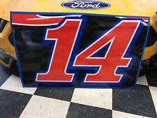 2020 Clint Bowyer Haas Rush Truck Center Nascar Race Used Sheetmetal Door