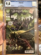 Batman #97 CGC 9.8 Guillem March Cover A 💥 Joker War Part 3 💥 L@@K!