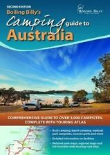 NEW Boiling Billy's Camping Guide to Australia By Craig Lewis Spiral Ringed Book