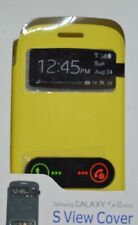 Samsung Galaxy S III mini S View phone cover Yellow