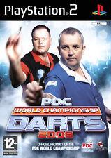 PDC World Championship Darts 2008 PS2 Playstation 2 IT IMPORT OXYGEN