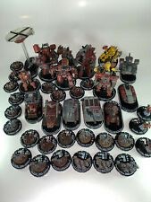 MechWarrior DRAGON'S FURY Uniques Mechs Vehicles Infantry -FREE SHIPPING-  Lot A