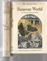 ORKNEY by MARWICK 1951 1st Ed Hc FARAWAY WORLD by Cutt 1977 1st Ed Hc Dj 2 BOOKS