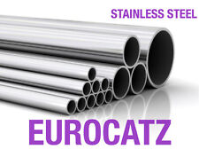 Stainless Steel Tube Pipe Various Diameters and Lengths