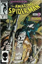 Amazing Spiderman (Vol 1) #294 - VF/NM - Kraven