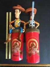 Disney Toy Story 2 Woody Figurine Drinking Cup