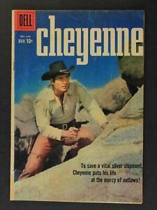 1960 CHEYENNE TV COMIC # 13 (FN-)