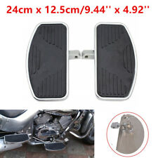 Unbelievable Adjusted Motorcycles L&R Floorboards Foot Boards Pedal Accessories