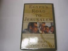 Egypt's Road to Jerusalem:: A Diplomat's Story of the Struggle for Peace in the