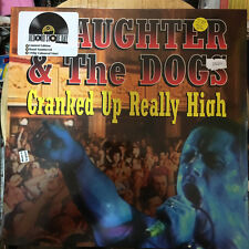 SLAUGHTER & THE DOGS CRANKED UP REALLY HIGH RECORD LP VINYLE NEUF NEW VINYL