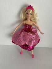 BARBIE Blair 3 in 1 Transforming Doll 'Princess Charm School 2011 Wind Up Dress