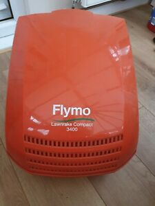Collection Box for Flymo Lawnrake Compact 3400