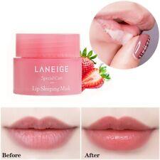 Laneige Korea Cosmetic Lip Mask Night Sleep 3g berry  Lip Care Pink Balm