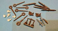 Heroquest Spare Part Bits Original Items Hero quest Board Game Spares MB Bundle