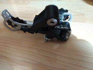 Shimano Alivio 7/8/9 Speed Rear Mech Derailleur RD-M430 Cycle / Bike