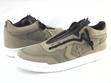 Converse Shoes 3M Thinsulate Zipper Olive Green/Sand Men's US 13 EU 47.5  RARE