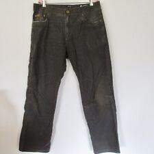 KUHL Mens' Hiking Pants Vintage Patina Dye 36 x 30 Khaki Green Gusset