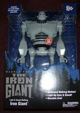 Wb The Iron Giant Light & Sound Walking Iron Giant Walmart Exclusive New