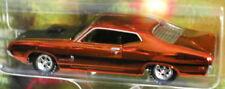 JOHNNY LIGHTNING 70 1970 FORD TORINO COBRA HOLIDAY MUSCLE CHRISTMAS ORNAMENT CAR
