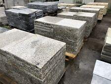 Terrassenplatten  Granit Weiß Sc...