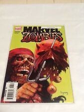 Marvel Zombies #4 2nd Print  Variant Vol 1 VF/NM (000118)