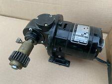 New Listingbodine Electric Usa Reversible Right Angle Gear Motor Nsi 12rg 115v 601 29rpm
