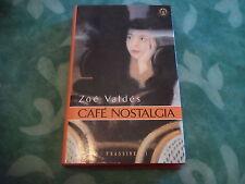 Libro Romanzo Zoè Valdès CAFE' NOSTALGIA Frassinelli (2000)