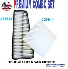 AF5578 C35644 Engine & Cabin Air Filter for 2006 - 2015 TOYOTA TACOMA 4.0L V6