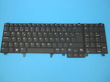 Keyboard swe/fin dell Precision m4600 m6700 Latitude e5520 e6520 07c557