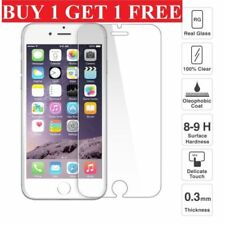 100% Genuine Tempered Glass Film Screen Protector For Apple iPhone 6/6s Plus