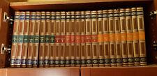Enciclopedia delle Scienze De Agostini anni '90 - completa 24 volumi - Bella