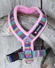 Soft FleeceDog Harness Size 30 Pug, Jug, Small, Toy Poodle, Pink, New