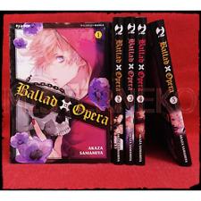 Manga - Ballad x Opera - Serie Completa 1/5 - J-pop