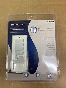 Harbor Breeze Universal Ceiling Fan Remote Control 3-Speed Fan  #0745359