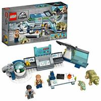 LEGO Jurassic World 75939 Dr. Wu's Lab: Baby Dinosaurs Breakout 164pcs New 2020