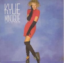 Kylie Minogue-tiene que ser ciertas [Vinilo solo 7 Pulgadas, 1988] Reino Unido PWL 12 Pop * en muy buena condición +