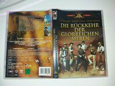 DVD  UNCUT  SAMMLERSTÜCK  WESTERN   KINOFASSUNG   DIE RÜCKKEHR DER GLOREICHEN 7