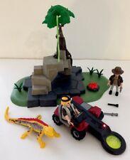 Playmobil 4847 Treasure Hunter with Metal Detector
