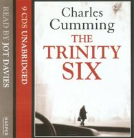 Charles Cumming - The Trinity Six (5xCD A/Book 2011) Unabridged