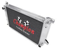 3 Row Performance Champion Radiator for 1985 - 1992 Ford Bronco L6 Engine