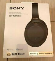 ✳️NEW! ✳️ Sony Wireless Bluetooth Noise-Canceling Over-Ear Headphones Black