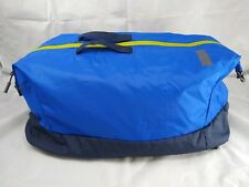 Timbuk2 Convertible Duffle Backpack Blue One Love OS