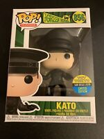 Funko Pop! The Green Hornet Kato #856 SDCC Toy Tokyo Exclusive